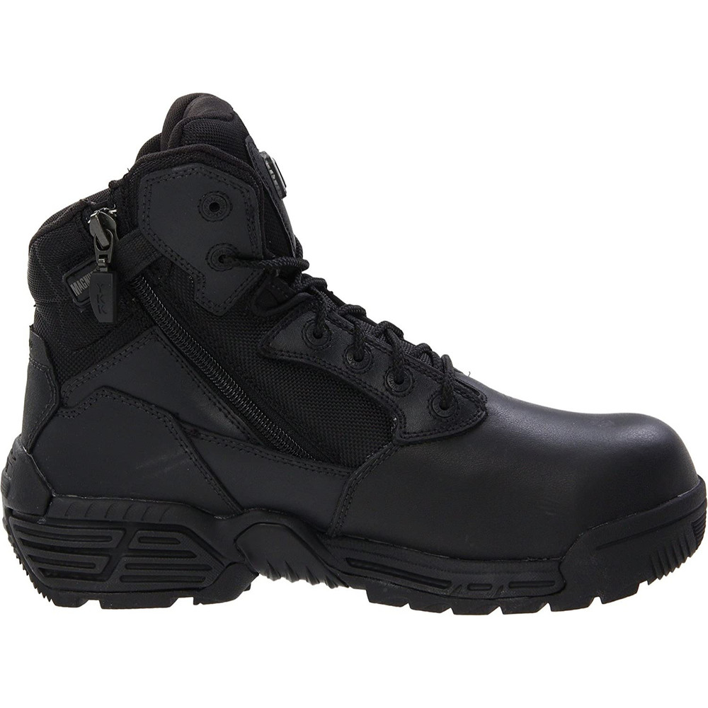 Magnum Tactical/Work Stealth Force 6.0 Size Zip Composite Toe Boots - 5312