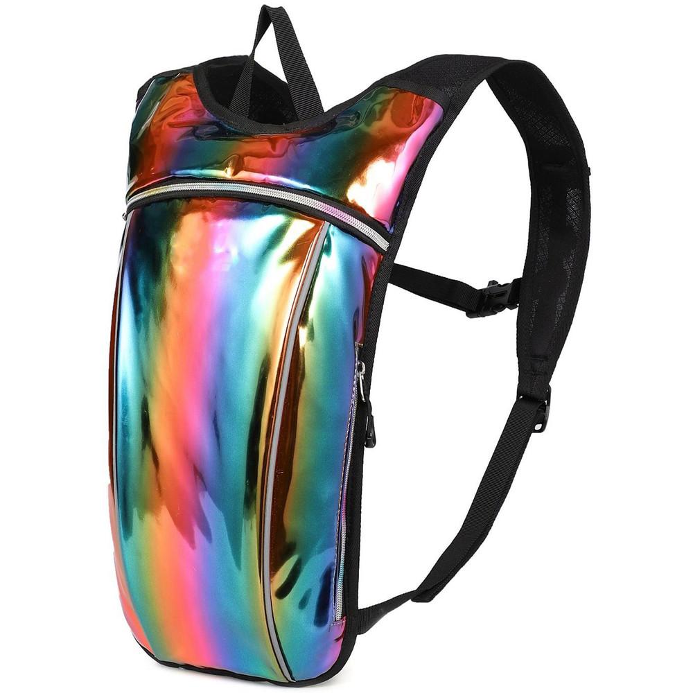 Lightweight 2 Liter Water Bladder Active Running and Hiking Backpack