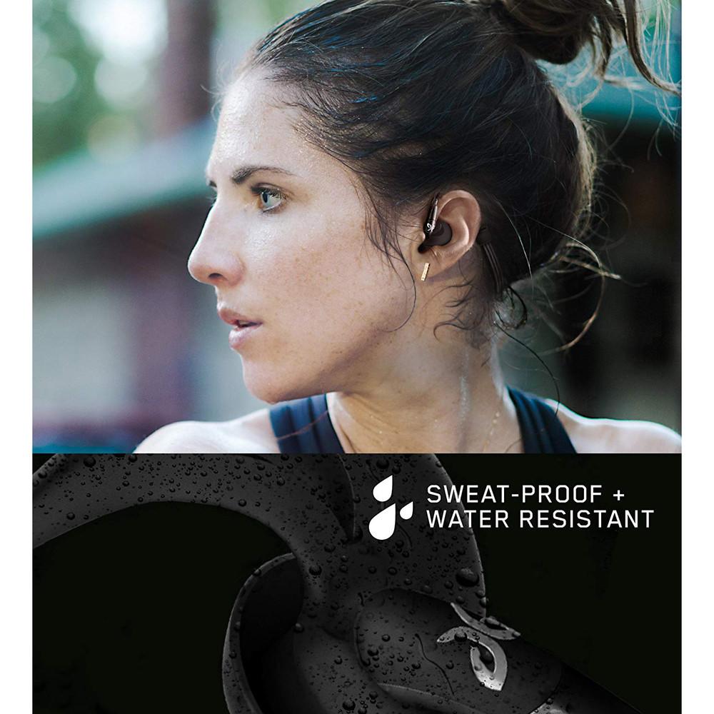 Refurbished Jaybird FREEDOM 2 In-Ear Wireless Bluetooth Sport Earbuds Headphones - Black