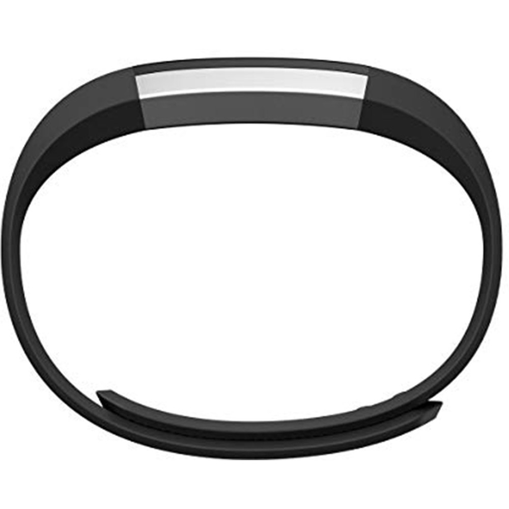 Refurbished Fitbit Alta Wireless Activity Fitness Tracker and Sleep Monitor Wristband - Black - Large