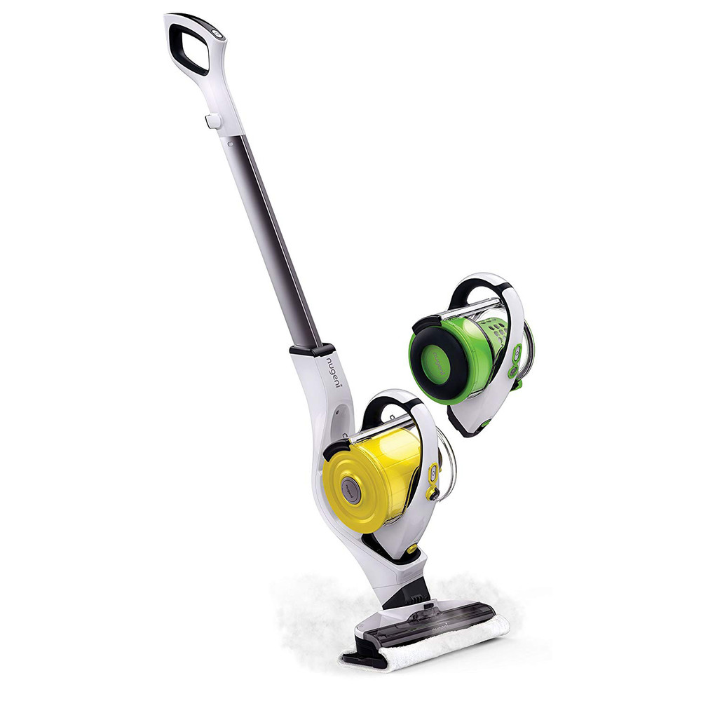 Nugeni Steva Deluxe All-in-One Cordless Handheld Steamer and Vacuum Cleaner