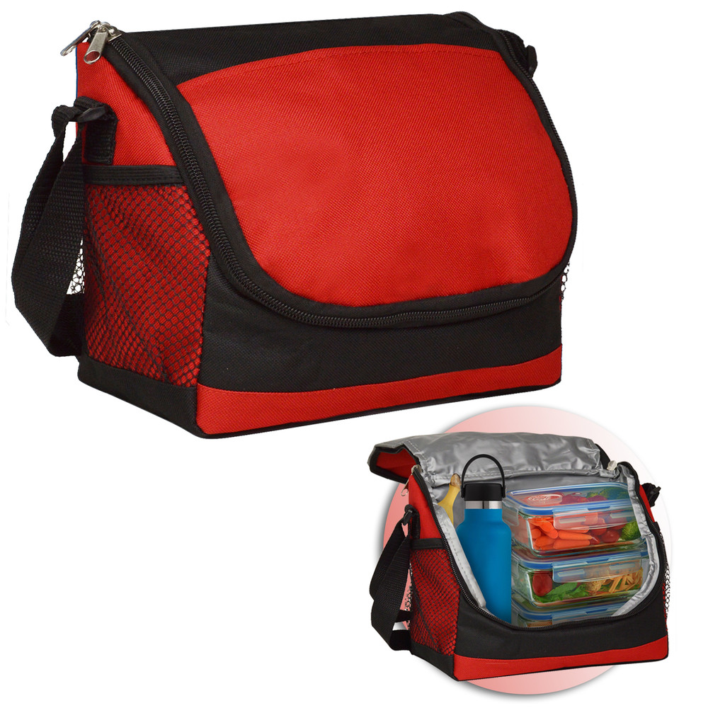 Alta Insulated Lunch Box, Cooler Tote Bag, Lightweight Food Container