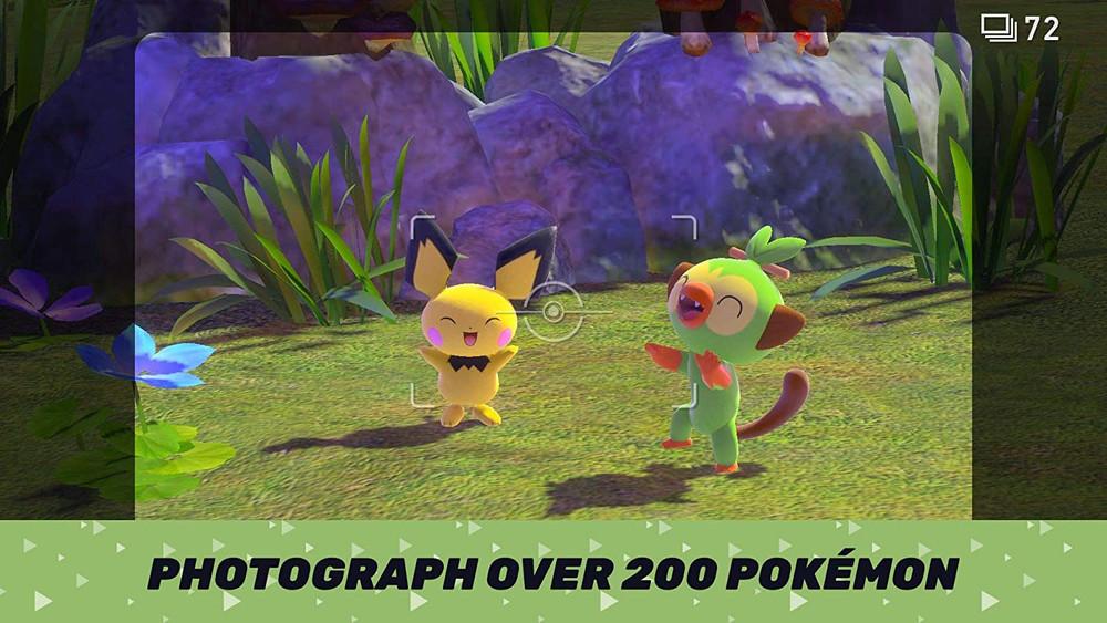 New Pokemon Snap for Nintendo Switch