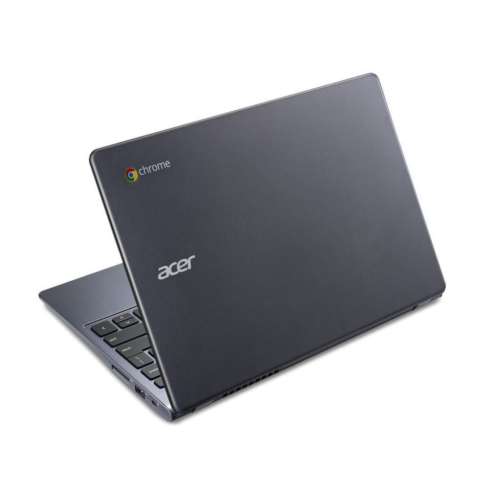 "Refurbished Acer C720-2844 11.6"" Chromebook Laptop Intel Celeron Dual Core 4GB 16GB SSD"