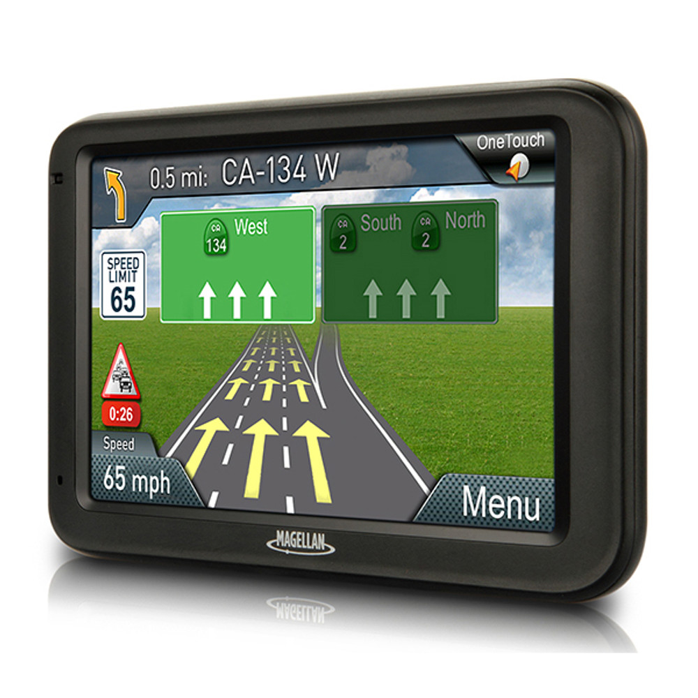 MAGELLAN Touchscreen GPS lifetime Satellite Traffic RM5265SGLUC Roadmate 5265T-LMB