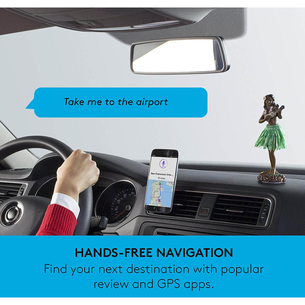 Logitech ZeroTouch - Android Phone Car Mount (Discontinued)