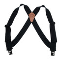 Perry Outback Comfort Clip-On Suspender - All Colors, Sizes & Width's