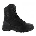 Magnum Mens Strike Force 8.0 SZ WP Side Zip Waterproof Black Boots 5474