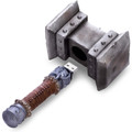 Swordfish Tech Warcraft, Doomhammer Data Charging Cord for Lighting Connector/Micro USB - Warcraft Movie Official Licens