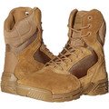 """Magnum Mens 8"""" STEALTH FORCE 8.0 Coyote Police Army Combat Boots, Size 11.5"""