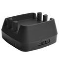 3 Port 30W Quick Charge 3.0 Desktop Charging Station For Tablets / Smartphones
