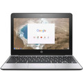 "Refurbished HP 11 G5 Chromebook 11.6"" Laptop Intel Celeron N 1.60GHz 4GB 16GB SSD - 1FX82UT"