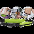 Tekno Smart Belt Durable Stretchable Hidden Pockets Keeps Belongings Safe