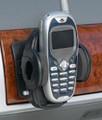 Regal, Multi-Purpose Phone, MP3 Tape On / Vent Clip, Vehicle Dash Mount, Black