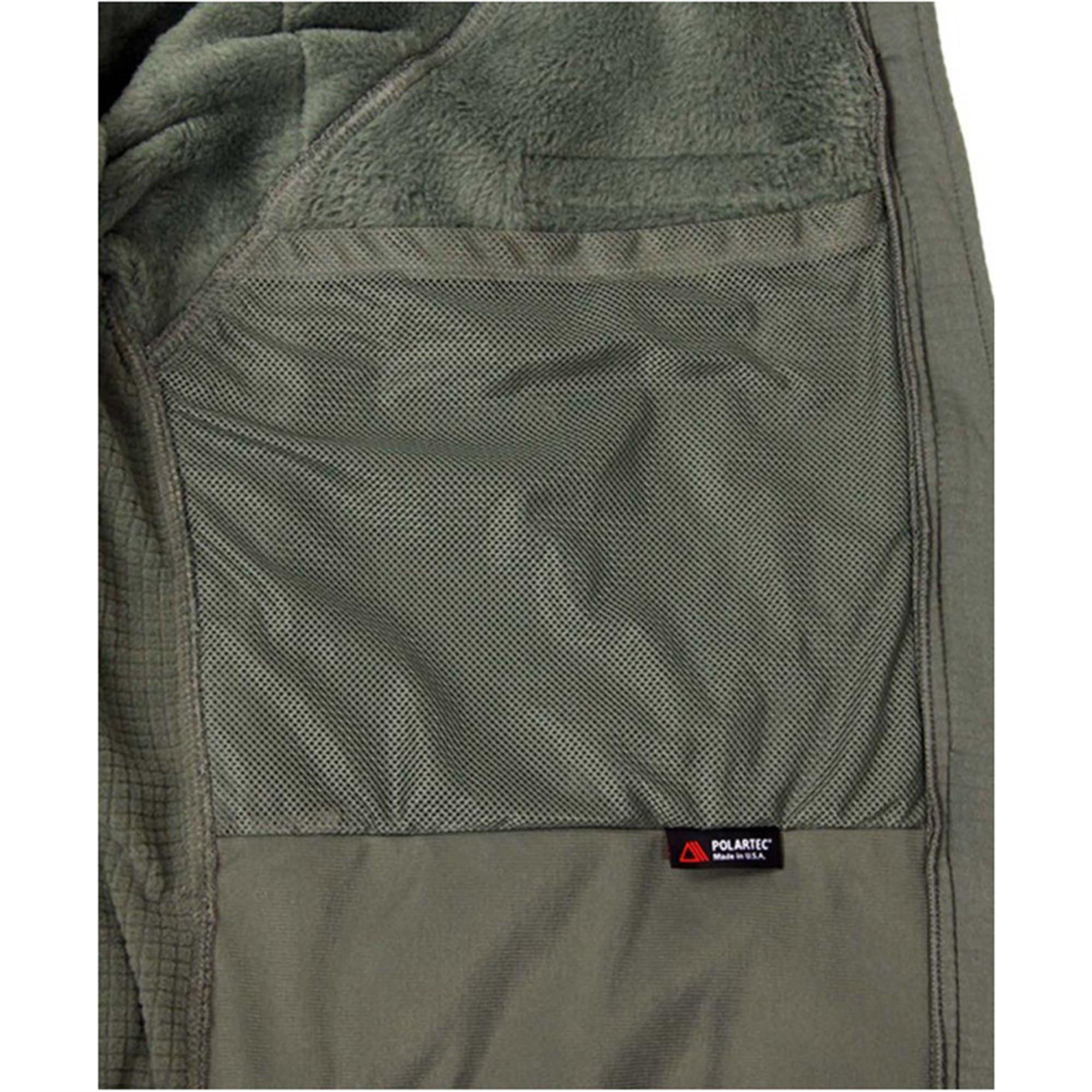 Propper Gen III Lightweight Polartec Thermal Fleece Jacket For Military Parka
