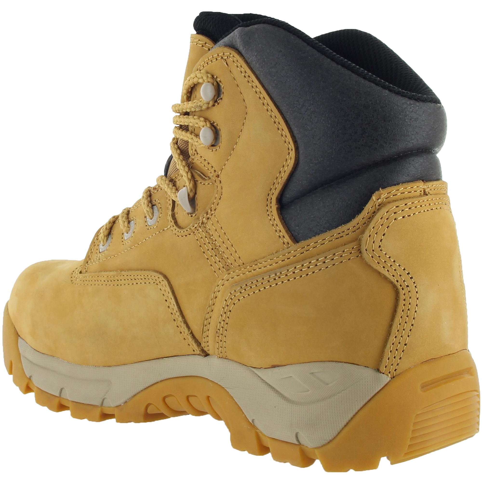 80aee4f174a Magnum Mens Precision Ultra Lite II Waterproof Composite Toe Boots 5540 -  Wheat