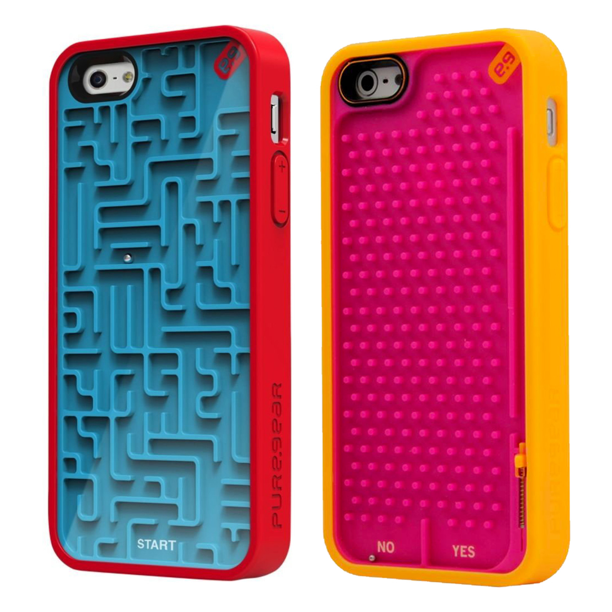 buy online 11e5a ece4e PureGear Shock Absorbing Protective Pinball Cell Phone Case - Apple iPhone  5C