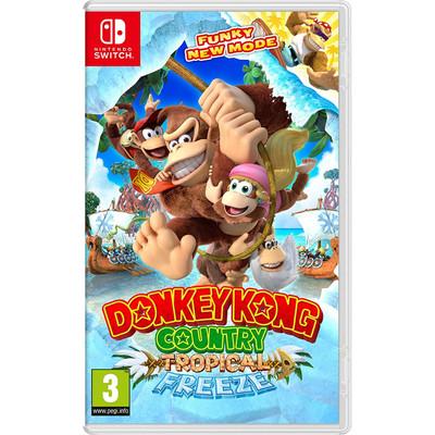 Nintendo Mario Kart 8 and Donkey Kong Video Games for Nintendo Switch