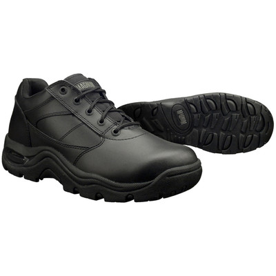 Magnum Viper Low Slip Resistant Black Leather Work Shoes/Boots - 5230