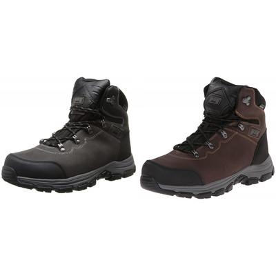 "Magnum Mens 6"" Austin Mid Waterproof Steel Toe Work Boots"