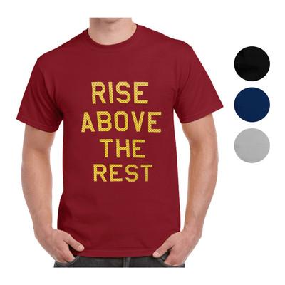 New Balance Men's Rise Above The Rest Short Sleeve Crewneck T-Shirt