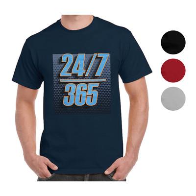 New Balance Men's 24/7 365 Short Sleeve Crewneck T-Shirt