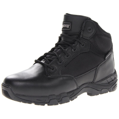 """Magnum Mens 5"""" VIPER PRO 5 Waterproof WP Black Police Army Combat Boots 5481"""