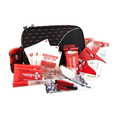 resqme PrepareMe The Essentials Deluxe (124 Piece) Lifesaver Survival Kit