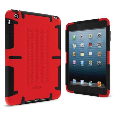 Cygnett WorkMate Shock-Absorbing Dual Material Case for 1st Gen iPad Mini