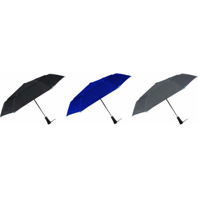3M Scotchlite Material Automatic Open & Close Reflective Umbrella