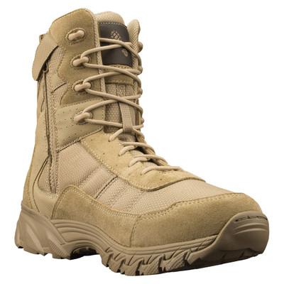 """Altama Vengeance SR 8"""" Side-Zip Men's Tactical Boots Tan"""