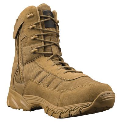 """Altama Vengeance SR 8"""" Side-Zip Men's Tactical Boots Coyote"""