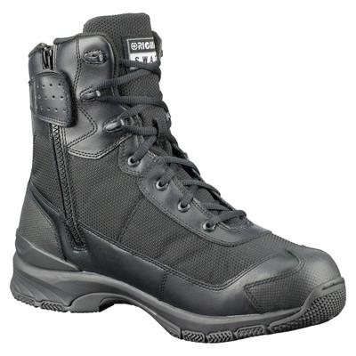 """Original Swat Hawk 9"""" Side Zip Men's Tactical Boots EN 165231"""