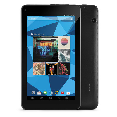"Ematic 7"" Edan Tab Multi-Touch Tablet with 8GB Android 4.1 Jelly Bean - Black"