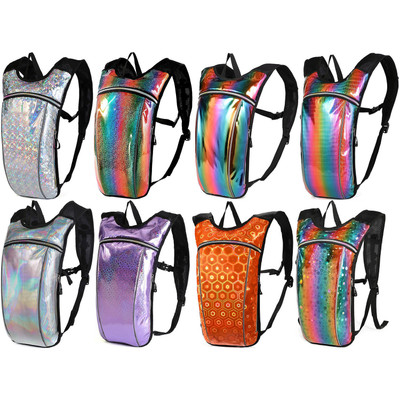 Lightweight 2 Liter Water Bladder Active Running and Hiking Backpack