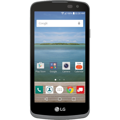 Selectel Wireless LG Optimus Zone 3 Black 8GB Factory 4G Android 5.1 Smartphone
