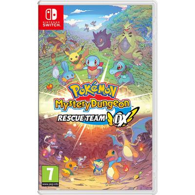 Nintendo Switch - Pokemon Mystery Dungeon: Rescue Team DX - Import Region Free