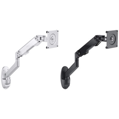 """Bestand S3 Single Monitor Wall Mount Stand For LCD LED Screens 17""""-27"""""""
