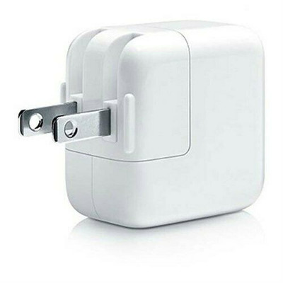 Refurbished 10W AC to USB Wall Adapter for iPad, iPhone, iPod & other Devices, Adapter Only
