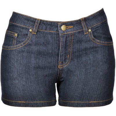 Altatac Skinny Designer Fashion Stretch Denim Jean Shorts for Girls