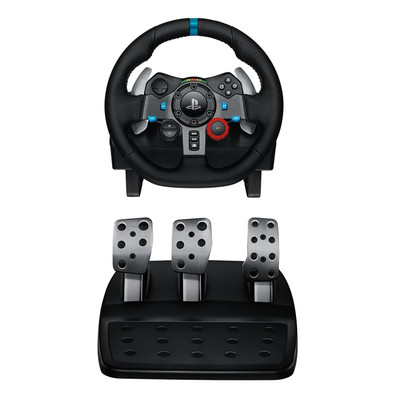 Refurbished Logitech G29 Driving Force Racing Wheel Dual Motor Force Feedback for PS3 & PS4
