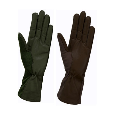 Alta Flyer's Summer Gloves GS/FRP-2 Tactical Nomex Durable Leather Flight Gloves