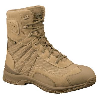 """Original Swat Hawk 9"""" Waterproof EN Men's Tactical Boots Coyote 162033"""