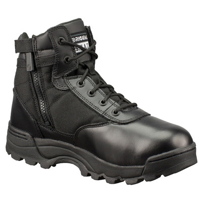 "Original Swat Classic 6"" Side-Zip Men's Tactical Boots Black 116401"