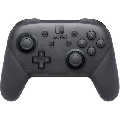 Nintendo Switch Pro Wireless Game Controller - Black - HACAFSSKA