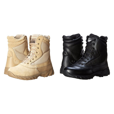 "Original Swat Chase 1312 Series 9"" Side-Zip Men's Tactical Boots"