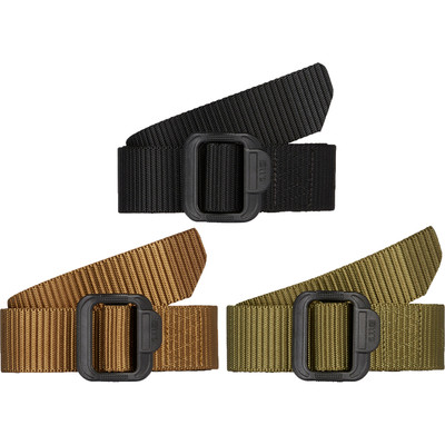 "5.11 Unisex 1 3/4"" Durable Nylon TDU Tactical Belt w/Non Metallic Buckle 59552"