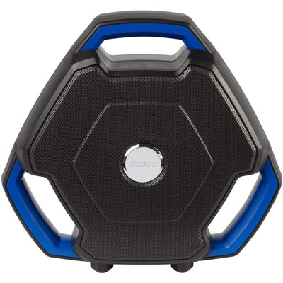 Refurbished Ion Audio Wave Rider Bluetooth Speaker Floating and Waterproof w/ LED, FM Radio