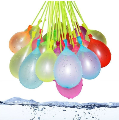 Water Balloons 111 Per Pack Fill Each Set In Just 60 Seconds