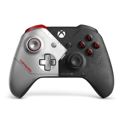 Xbox Wireless Controller – Cyberpunk 2077 Limited Edition - WL3-00141
